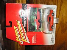 NEW 1/64 JL Johnny Lightning 35th Anniversary 1970 1/2 Chevy Camaro RS Z-28 red