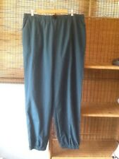 Columbia Mens Pants XL Lightweight Nylon Fishing Elastic Waist Cuffs NWOT