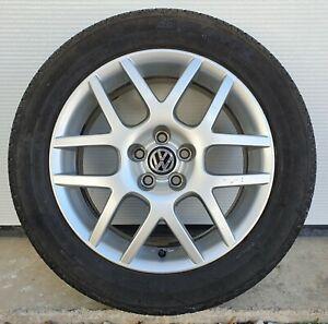 1 original VW Golf 4 IV Bora Beetle Alufelge Montreal II 6,5x16 ET42, 1J0601025R