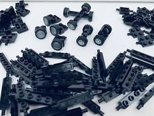 LEGO 4624 2926 87414 - NEW 8 Axles With 12 Tyres & 12 Wheels ( 3 TYPES)
