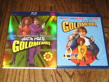 Austin Powers  Goldmember Blu-ray With Slip Cover- Hard to Find Canadian Version