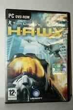 TOM CLANCY'S HAWX GIOCO USATO OTTIMO STATO PC DVD VERSIONE ITALIANA GD1 40452