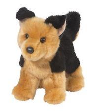"Douglas Cuddle Toys 10"" Plush RHEA the GERMAN SHEPHERD Dog ~NEW~"