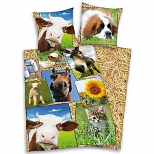 Children's Animals Bedding Sets and Duvet Covers