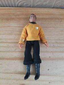 Mego star trek figure captain kirk 1974