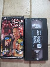 WWF In Your House Over The Edge VHS Stone Cold Dude Love Vince McMahon