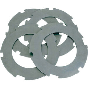 Alto Products Steel Plate Set - Big Twin '68-Early '84 | 095753D