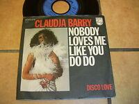 3/1 Claudia Barry - Nobody Loves Me Like You Do Do - Disco Love