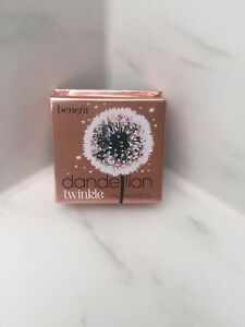 Benefit Dandelion Twinkle Highlighter Powder 3g - used condition no brush