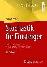 Stochastik für Einsteiger - Norbert Henze - 9783658220433 PORTOFREI