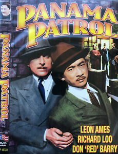 Panama Patrol DVD 1939 Leon Ames, Richard Loo - ALL REGION - Black & White