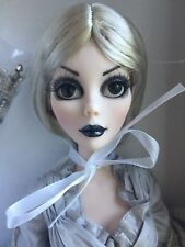 "Tonner Wilde 17"" Evangeline Ghastly BEAUTIFUL NIGHTMARE LE 350 Fashion Doll NRFB"