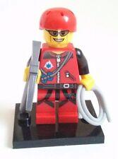 LEGO Series 11 Minifigure: 71002 Mountain Climber + FREE SHIPPING