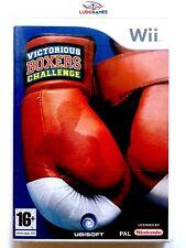 Victorious Boxers Challenge Wii EUR Precintado Retro Videojuego Nuevo Sealed New