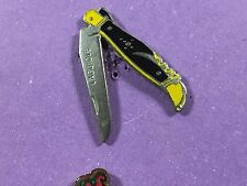pins pin couteau laguiole knife