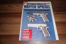 INTERNATIONALER WAFFEN-SPIEGEL 2/1984 -- PISTOLEN auf WEITE DISTANZEN/BOOT-KNIFE