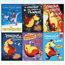 Tom Fletcher and Dougie Poynter Collection 6 Books Set (The Christmasaurus) New