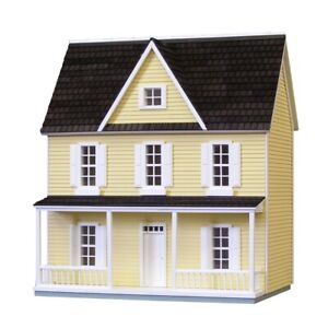 Real Good Toys 1/2 Inch Scale Farmhouse Dollhouse Kit