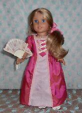 American Girl Doll Elizabeth by Pleasant Company friend of Felicity LOVELY EUC!