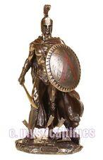 NEW leonidas spartan warrior statue figurine a nemesis now figure H1689