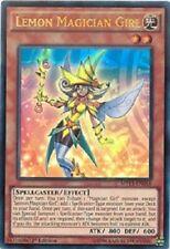 "YUGIOH!! ""Lemon Magician Girl"" MVP1-EN051! Ultra Rare! Near Mint! 1. Edition!"