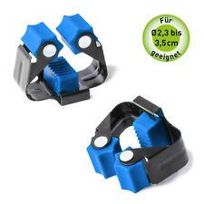 Upp 2er Set Supporto Dispositivo Attrezzi Staffa Fissaggio Sistema Ferroviario