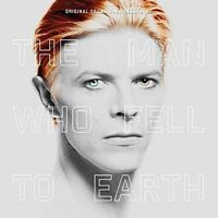 Bowie The Man Who Fell to Earth Deluxe Ed 2 CD 2 LP Box by John Phillips/Stom