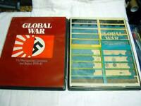 SPI Tray - GLOBAL WAR game - The War Against Germany and Japan, 1939-45 (PUN) EX
