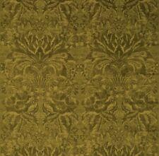 Zoffany Curtain/Upholstery Fabric 'DUCATO VELVET - TIGERS EYE 1 METRE