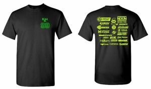 Kyle Mohan Racing Official Team Shirt Sz S Formula Drift, limited edition