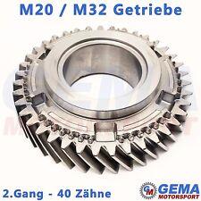 Gangrad 40 Zähne 2. Gang Opel M32 M20 Getriebe Losrad Zahnrad Ritzel Diesel