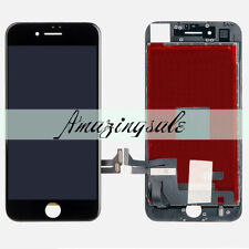 Black New LCD Display Touch Screen Digitizer Assembly Replacement For iPhone 7