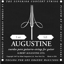 AUGUSTINE Classic Black Low Tension Guitar Strings