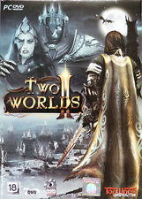 ** Two Worlds II ( 2 ) ** PC DVD GAME ** Brand new Sealed **