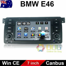 "7"" Car DVD GPS Navi Head Unit for  BMW 3 Series E46 M3 318 320 325 Windows CE OS"