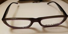 Authentic Chanel 3016 Rx Eyeglasses Frame Made In Italy 53/18 135 c.576
