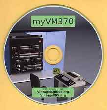 IBM Mainframe on PC-> myVM370 The Original Virtual Machine