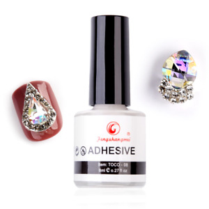 fengshangmei Nail Art Glue for Foil Adhesive Professional Acrylic Glue Transfer