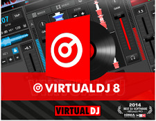 VirtualDJ 8.2 Atomix - PRO Infinity Edition - DJ software MIX   *eBay Certified*