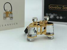 Swarovski figura 243445 prismáticos 3,5 cm. con embalaje original & certificado impecable.