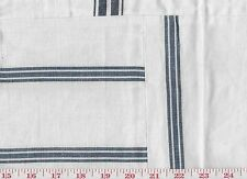 Authentic Patchwork Upholstery Fabric Ralph Lauren R$220yd Beaumarchais ~ Marine