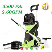 3800PSI 2.8GPM Electric Pressure Washer High Power Cleaner /Water Sprayer USA