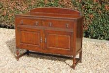 Delightful Vintage Oak Buffet Sideboard Dresser Chiffonier