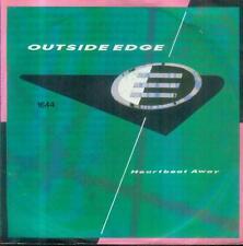 """7"""" Outside Edge/Heartbeat Away (D)"""