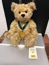 Steiff Teddy Bär 671937 MBI Deutschland 30 cm. Top Zustand