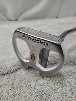 Armada II 2-Ball Putter w/ Steel Shaft Needs Grip