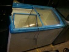 Ice Cream Freezer Missing 1 Top Sliding Door Need This Sold Send Me Offer