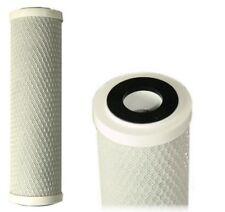 Cartouche filtre à eau anti-chlore charbon actif CTO