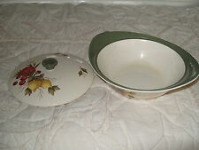 C4 Pottery Wedgwood Covent Garden Tureen 24x12x9cm 7D3C tiny chip