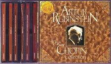 Artur RUBINSTEIN Complete CHOPIN Collection RCA 11CD 24 Preludes 14 Waltz Sonata